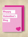 Valentines Day background. Royalty Free Stock Photography