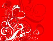 Valentines Day background with Stock Photography