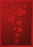 Valentines_day_background Stockbild