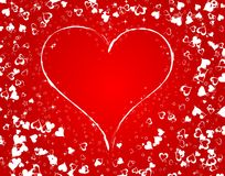 Valentines Day background with Stock Images