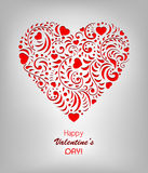 Valentines day background Stock Photography