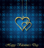 Valentines day background. Stock Image
