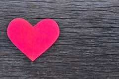Valentines Day background. Heart on Valentines Day background Royalty Free Stock Photo