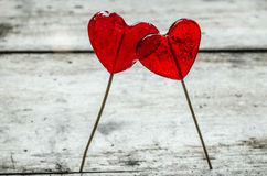 Valentines Day background . Royalty Free Stock Photography