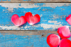 Valentines Day background. Stock Photo