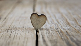 Valentines Day background with hearts Royalty Free Stock Photo