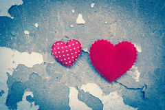 Valentines Day Background Royalty Free Stock Photography