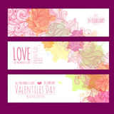 Valentines day background. Stock Photo