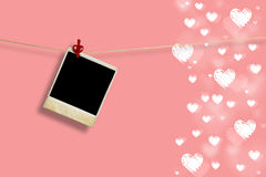 Valentines day backround Royalty Free Stock Photo