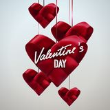 Valentines day banner Royalty Free Stock Photo