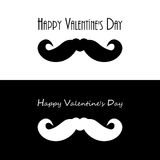 Valentines day banners Stock Image