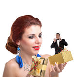 Valentines Day. Royalty Free Stock Photography