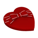 Valentines Day Candy Box royalty free stock images