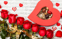 Valentines, day Royalty Free Stock Photos