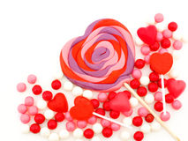 Valentines Day candy Royalty Free Stock Photo