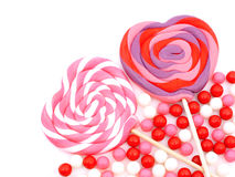 Valentines Day candy Royalty Free Stock Photos