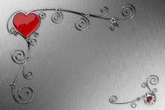 Valentine´s day card Royalty Free Stock Photos