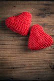 Valentines day card concept Royalty Free Stock Photography