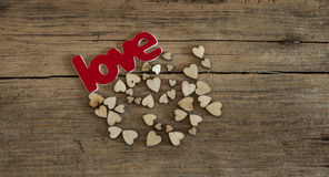 Valentines day cards. Royalty Free Stock Images