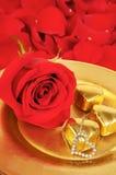 Valentines Day Celebration Stock Photography