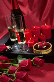 Valentines Day Celebration Royalty Free Stock Photos