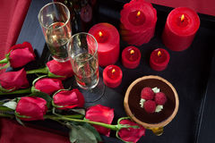Valentines Day Celebration Stock Photo