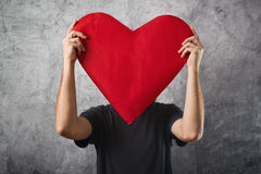 Valentines day concept Stock Image