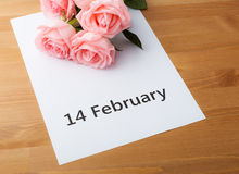 Valentines day concept Stock Images