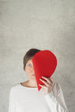 Valentines Day Concept Stock Photography
