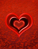 Valentines day design. Valentine heart Royalty Free Stock Images