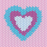 Valentines day design concept Stock Image