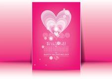 Valentines day  design Royalty Free Stock Photos