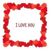 Valentines Day design Royalty Free Stock Photo