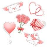 Valentines_day_design1 Lizenzfreie Stockfotografie