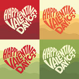 Valentines Day, February 14 Stock Photography