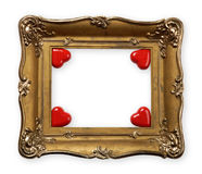 Valentines Day Frame royalty free stock images