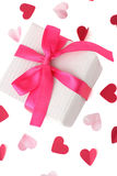 Valentines Day Gift Royalty Free Stock Photos
