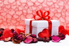 Free Valentines Day Gift Royalty Free Stock Image - 36701896