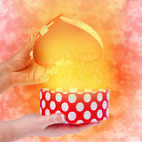 Valentines Day Gift Royalty Free Stock Photo