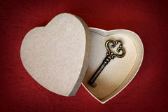 Valentines Day gift Stock Image