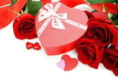 Valentines Day gifts Royalty Free Stock Image