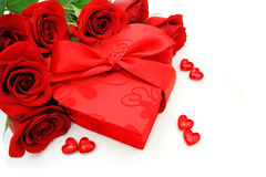 Valentines Day gifts Royalty Free Stock Photo