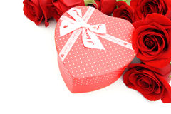Valentines Day gifts Stock Photos