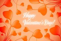 Valentines Day Greeting Card Stock Photos
