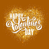 Valentines Day greeting Royalty Free Stock Image