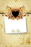 Valentines day greetings Royalty Free Stock Photos