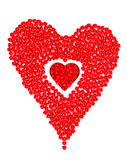 Valentines Day Heart Stock Photography