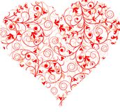 Valentines Day, heart, background,  Stock Photography