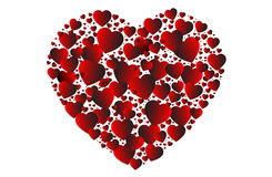 Valentines Day Heart Royalty Free Stock Images