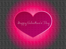 Valentines day heart love background Royalty Free Stock Photo